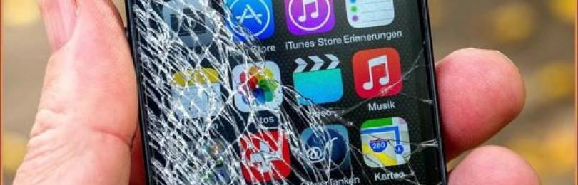 Сломался экран на телефоне что делать и как можно его починить?