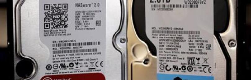 Сравнение жестких дисков hdd по цене марке и долговечности