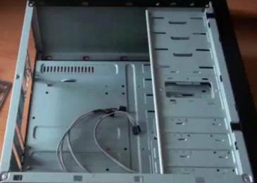 Сборка компьютера из комплектующих инструкция