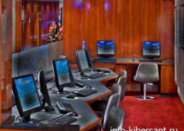 Организация интернет кафе без проблем и с легкостью