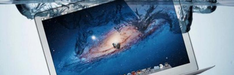 Залил ноутбук водой что делать если он не включается и как его высушить?