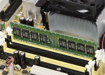 Плата оперативной памяти подбираем под свой ПК