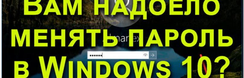 Пароль просрочен и должен быть заменен Windows 10 как отключить что делать?