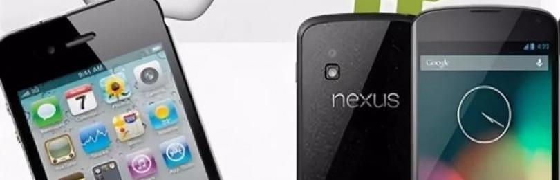 Чем отличается Андроид от Айфона простыми словами и что лучше?