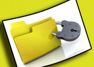 Как поставить пароль на файл нужно лишь пару минут