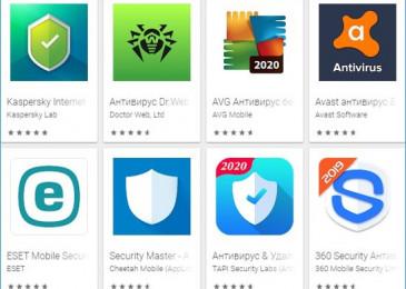 Антивирус для андроид какой лучше бесплатно на русском?