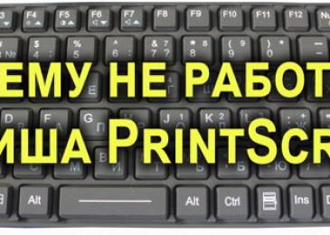 Почему не работает ПринтСкрин на клавиатуре ПК Windows устраняем проблему и рассматриваем 4 аналогичные программы