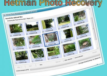 Hetman Photo Recovery лучший способ восстановить фотографию