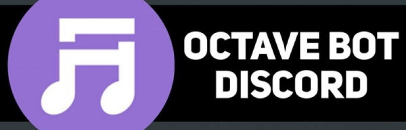 Как легче настроить Octave Bot и внести нужные команды в Discord?