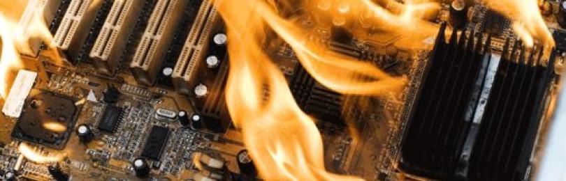 Почему сильно греется процессор на компьютере что делать рассмотрим по шагам?