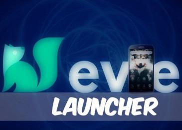 Evie Launcher обзор — Плюсы и Минусы этой программной оболочки на Андроид