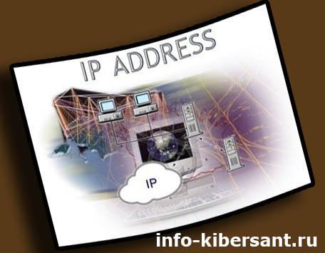 локальный IP адрес компьютера