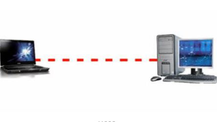 Как соединить два компьютера кабелем
