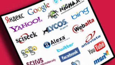 Поисковые системы в интернете от первой до современных