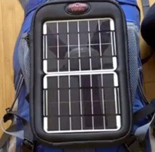сумка с солнечными барареями