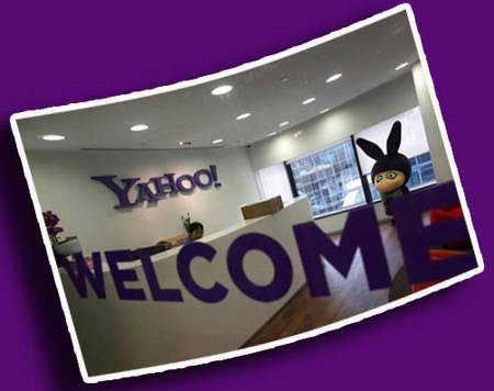 поиск Yahoo