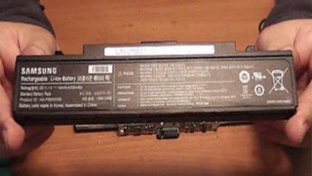 Заряд батареи ноутбука как удержать его подольше