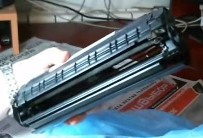 заправка картриджей лазерного принтера