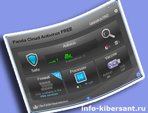 Panda Cloud Antivirus Free 1