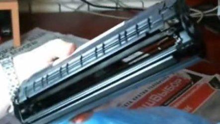 Заправка картриджей лазерных принтеров как выполнить правильно