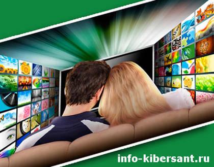 настройка подключения телевизора к компьютеру 1