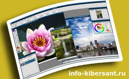 бесплатный графический редактор фотографий, Artweaver