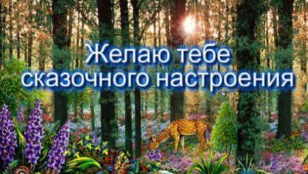Хорошего дня и отличного настроения и у вас успех