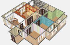 Программа дизайн интерьера 3D быстрый редактор дизайна
