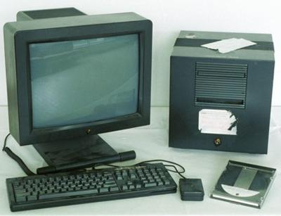 первый в истории интернета веб-сервер