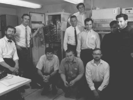 создатели сети ARPANET 1