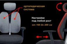 Как выбрать компьютерное кресло для здоровья