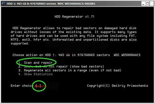 HDD Regenerator4
