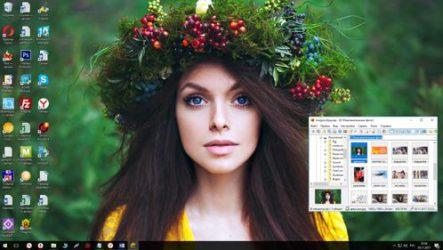 Программа просмотра изображений Windows 10 imagine