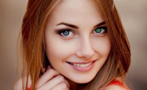 разный цвет глаз