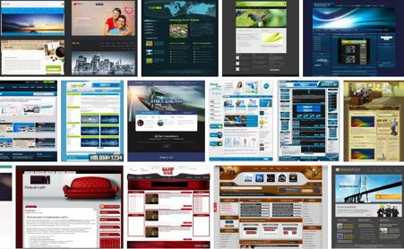 15 универсальных премиум шаблонов с адаптивным дизайном
