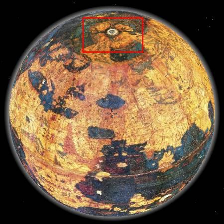 Виртуальный глобус Земли Marble 2.2.0 описание программы