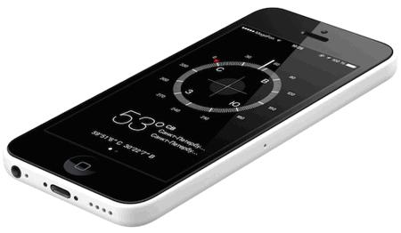 телефон компас