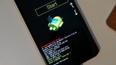 Fastboot Mode что это такое на Андроиде как из него выйти