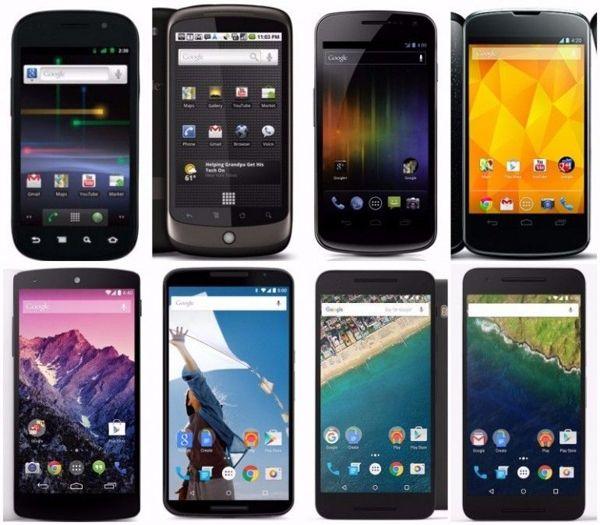 чем отличается андроид и айфон