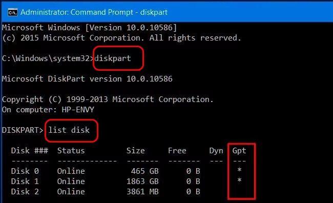 Gpt диск что это такое Windows 7 8.1 10 и его отличие от MBR