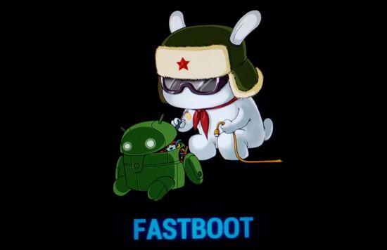 телефон в режим fastboot