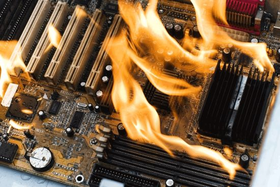 греется процессор на компьютере