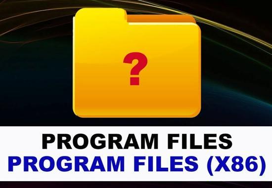 program files x86