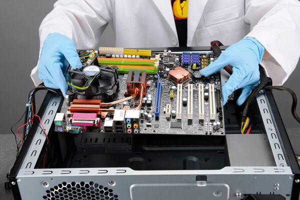 проверка оборудования компьютера