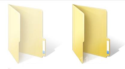 полупрозрачная папка