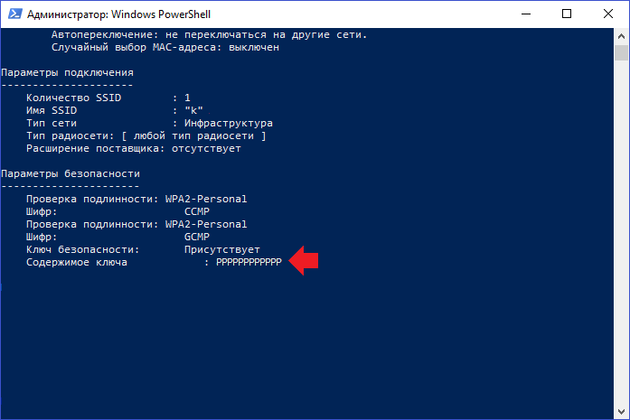 Windows PowerShell админ