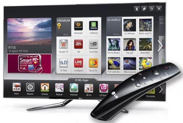 Smart-TV 3