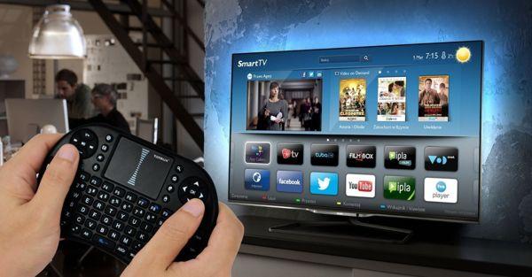 Smart-TV игровая приставка