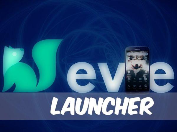 Evie Launcher 2