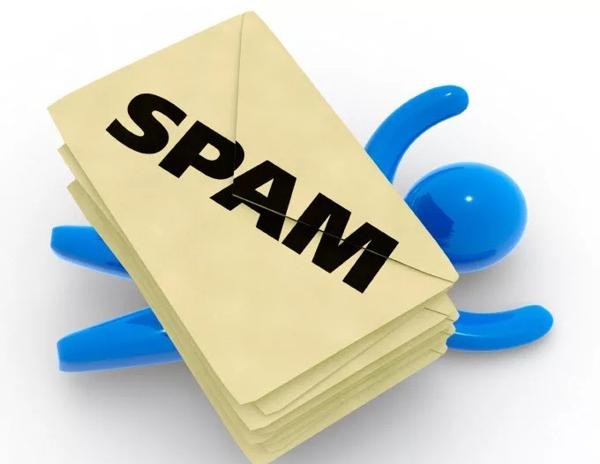 Рассылают спам
